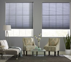 Bella View: Advantage Light Filtering Cellular Shade
