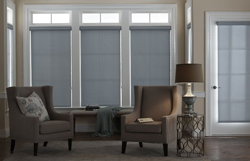 Bella View: Advantage Blackout Roller Shade