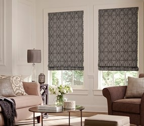 Bella View: Legacy Roman Shade