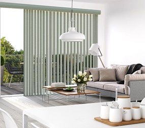 Bella View: Advantage Vinyl Vertical Blind