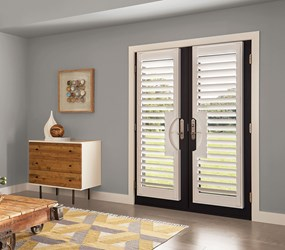 Levolor: French Door Shutter