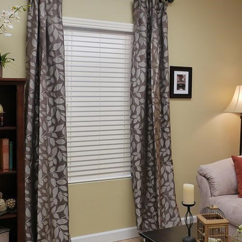 "Bella View: Advantage 2"" Wood Blind"