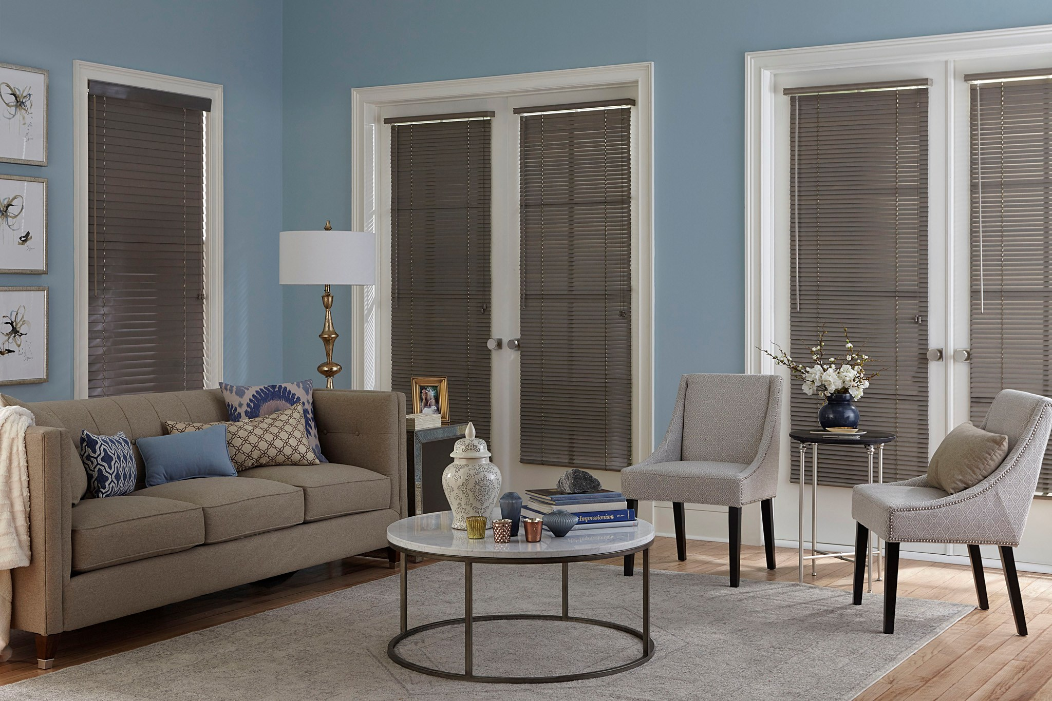 "Bella View: Legacy 2"" Wood Blind"