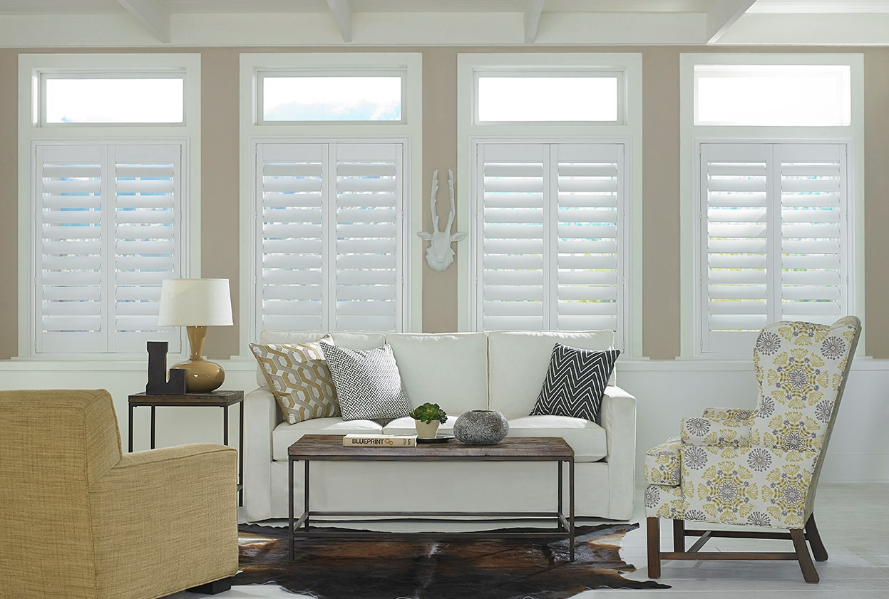 Bella View: Legacy Faux Wood Shutter