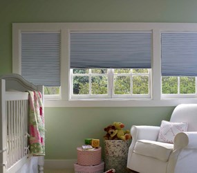 Bella View: Prestige Blackout Cellular Shades