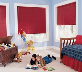"Bali: 1"" LightBlocker Mini Blind"