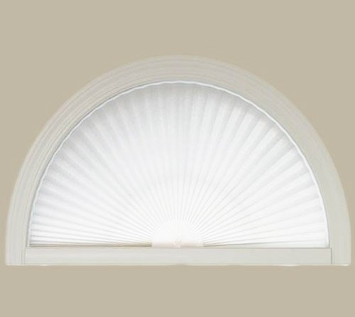 Bali: Pleated Arch Shade