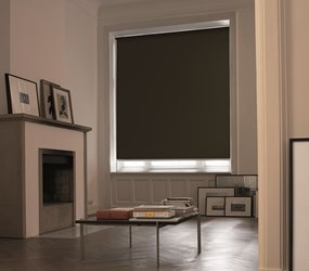 Bella View: Legacy Blackout Roller Shade