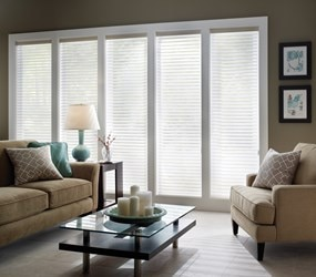 Bella View: Legacy Light Filtering Sheer Shade
