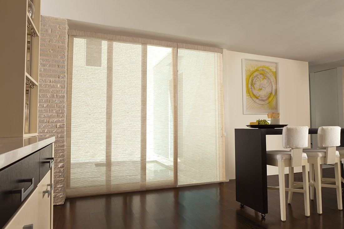 Levolor: Fabric Sliding Panels