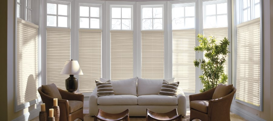 "Levolor Visions 2"" Faux Wood Blind"