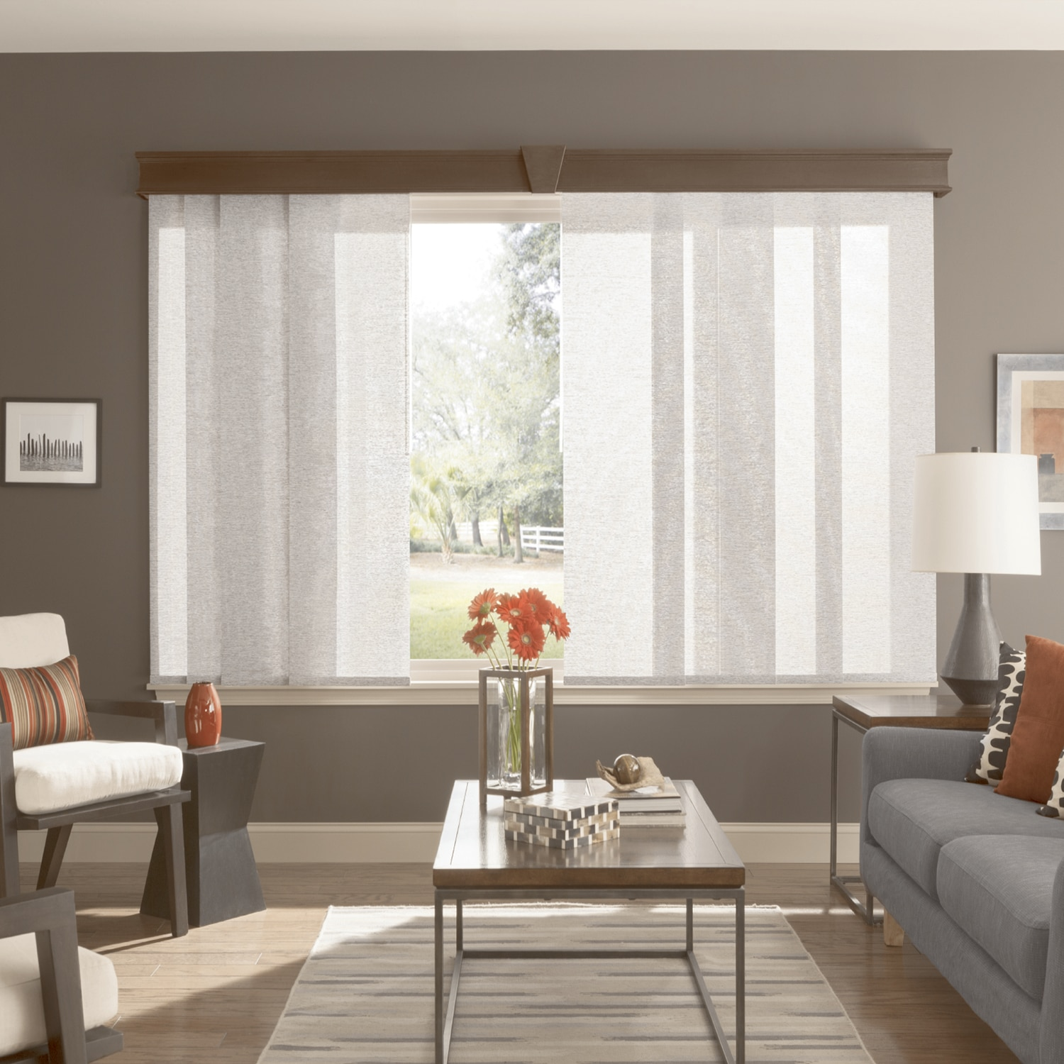 Bali Fabric Vertical Blinds Medium Size Of Living