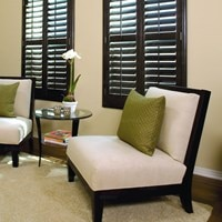 Wood and Faux Wood Shutters