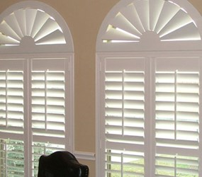 Arched Window Treatments Arch Blinds And Shades