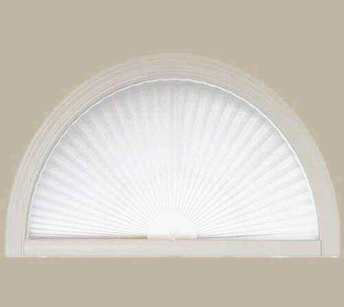 arch window shade semi circle bali pleated arch shade arched window treatments blinds and shades americanblindscom