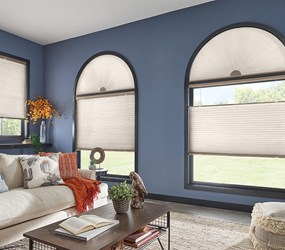 Arched Window Blinds And Shades American Blinds