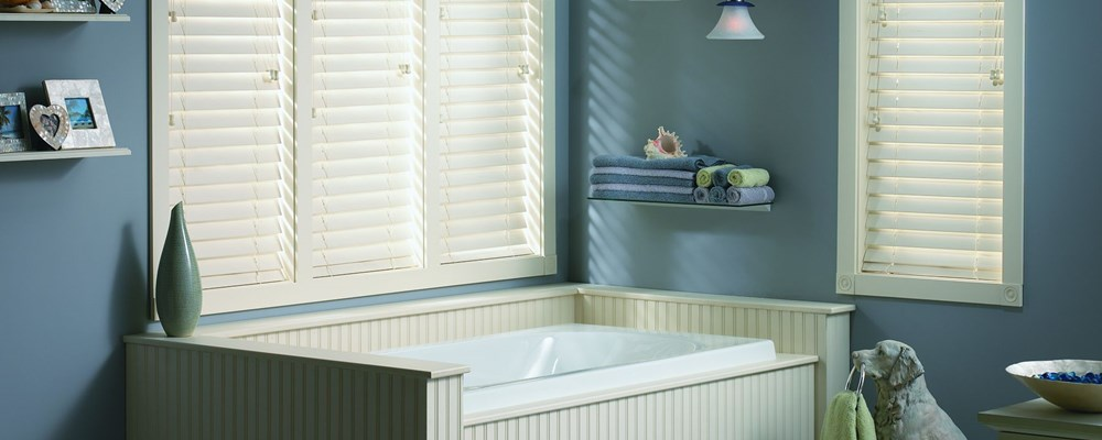 "Bella View Trademark 2"" Faux Wood Blind"