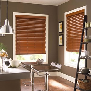 "Bella View Advantage 2"" Faux Wood Blind"