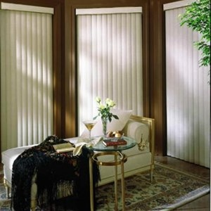 Bella View Trademark Vinyl Vertical Blind