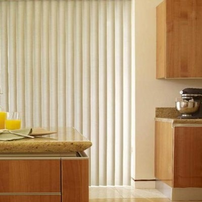 Bella View Legacy S Shaped Vinyl Vertical Blinds
