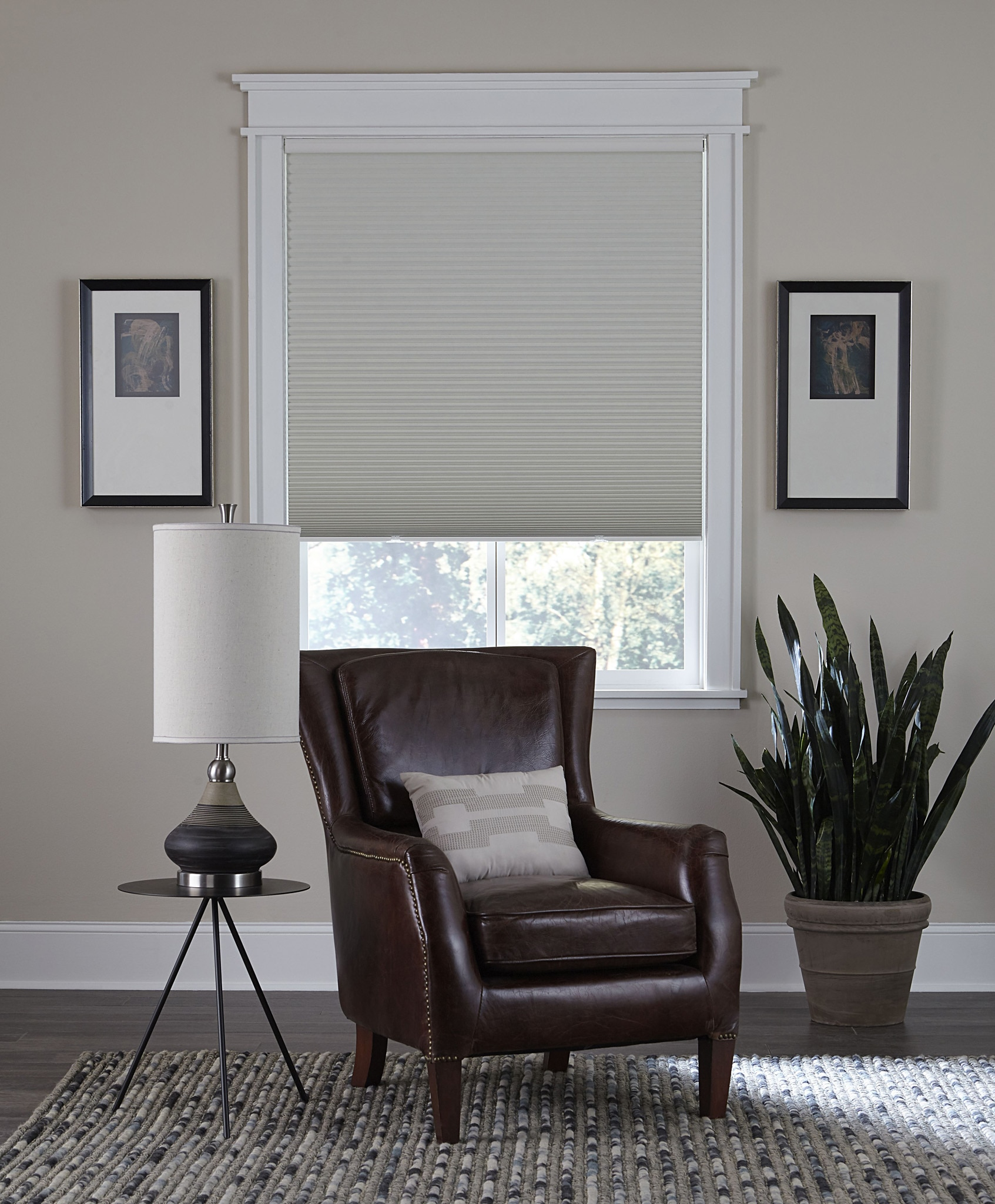 Bella View Prestige Blackout Cellular Shades Shades Americanblinds Com