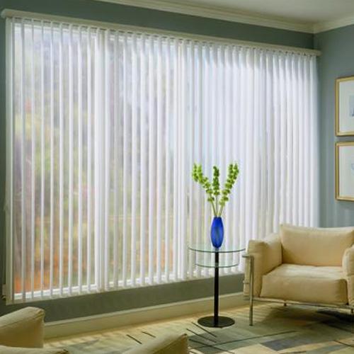 Bella View Legacy Faux Wood Vertical Blind