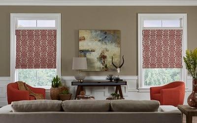 Tremendous New Colors Bella View Trademark Roman Shade Interior Design Ideas Gentotryabchikinfo
